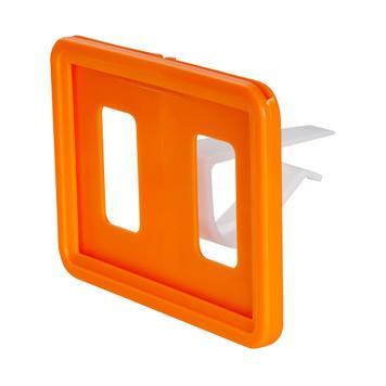 """Шарнирное крепление -зажим для кассетного ценника """"Klick"""""""