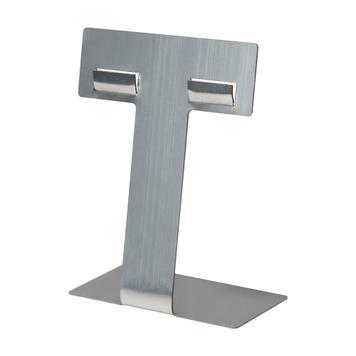 L-образный держатель ценника (нержавеющая сталь)