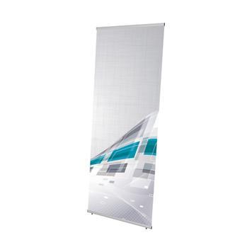 Баннер с цифро-печатной аппликацией
