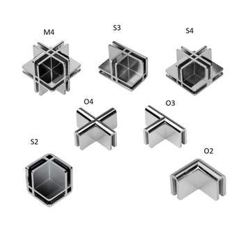 Панельные соединители для витрин