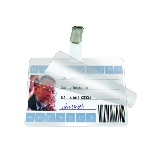 """Крепление для бейджа """"ID card"""""""