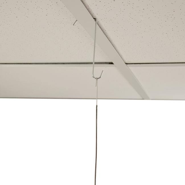 Потолочный панельный крючок