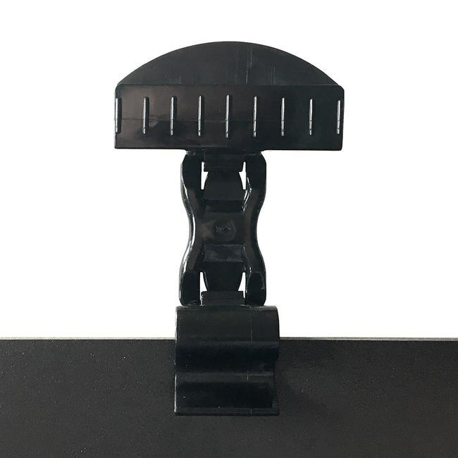 Ценникодержатель на клипсе, с ножкой 50 мм