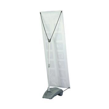 """Баннер с печатью для дисплея """"Y-Outdoor"""""""
