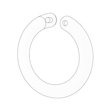 Подвижное кольцо