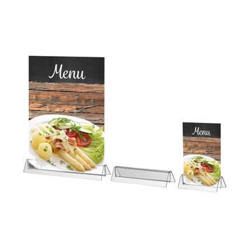 """Подставка для меню """"M-Form"""" для стандартных форматов"""