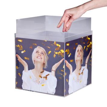 Вставка для лотерейного ящика