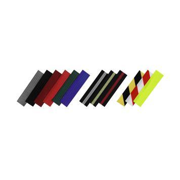 Заградительная стойка хром / черный  2000